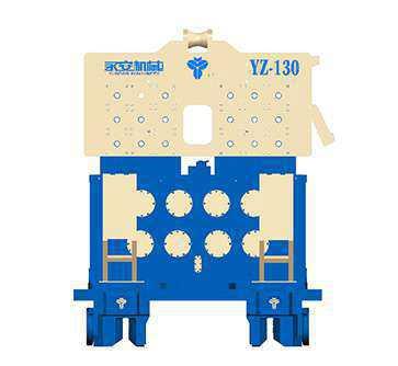 Hydraulic Vibro Hammer