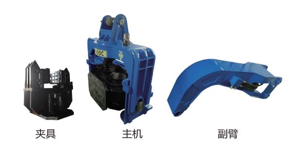 V-250 挖机打桩锤-永安打桩锤