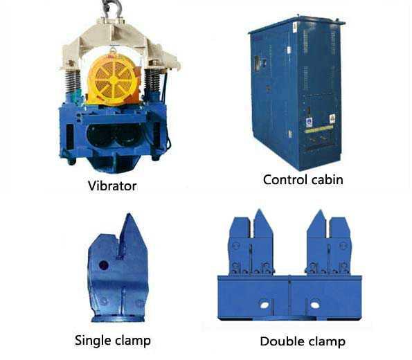 DZJ-135 电动振动锤-永安打桩锤