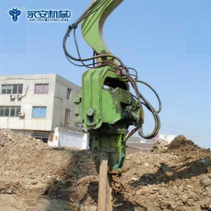 V-150 挖机打桩锤-永安打桩锤